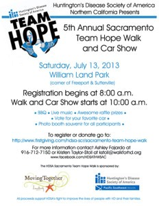 CrossFit Roseville Events ~ Team Hope Walk