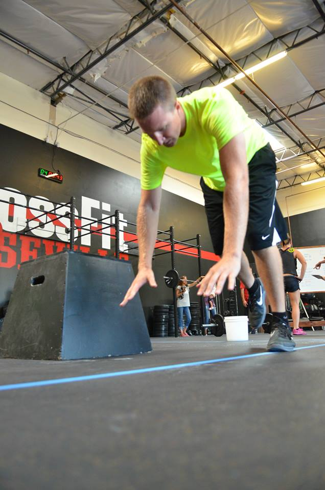 2015 Fittest of roseville, Jeremy Flying
