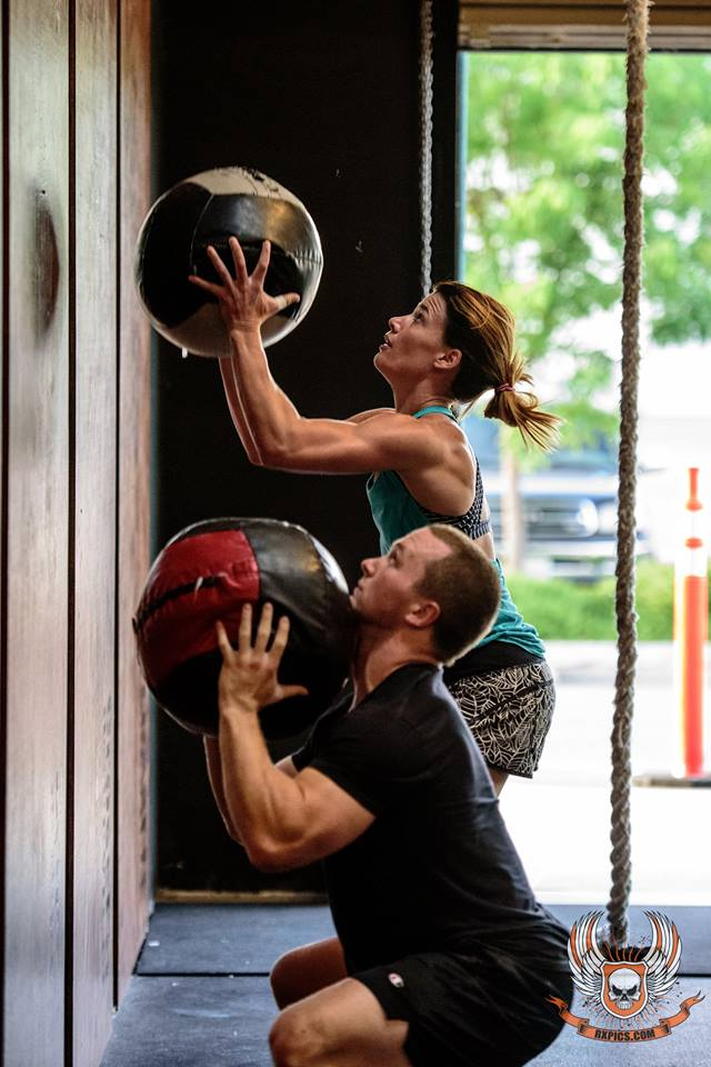 Ashley & Josh Road to Regionals 2016 @ CrossFit Roseville