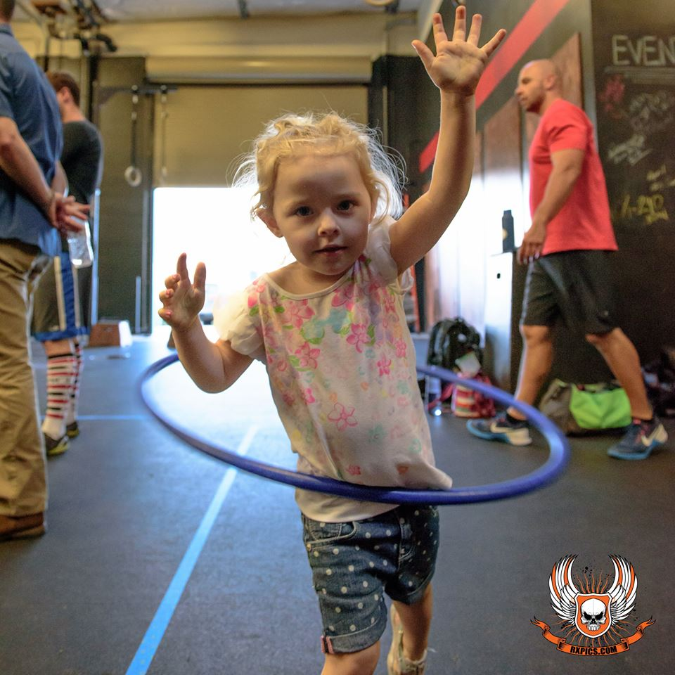 Macy Phillips @ CrossFit Roseville