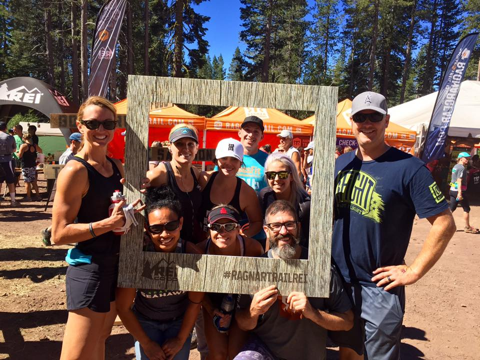 2016 Ragnar Tahoe Team from Roseville CrossFit