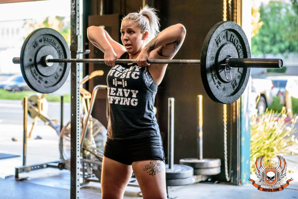 Britt Graves Roseville CrossFit