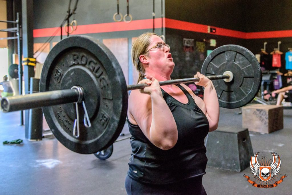 Jennifer B. Roseville CrossFit