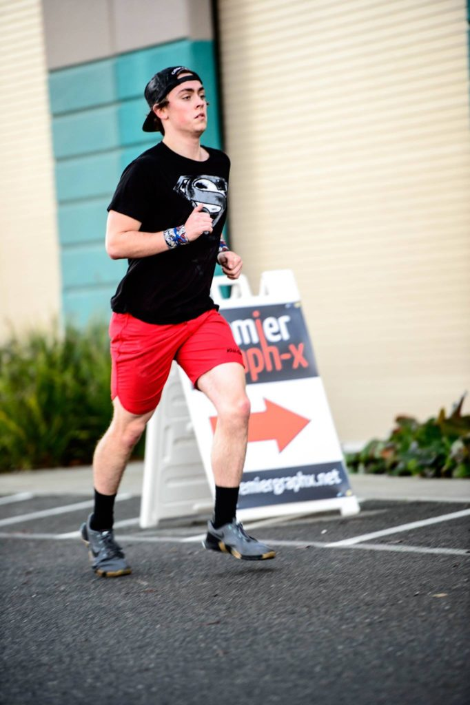 Cody Jones at CrossFit Roseville