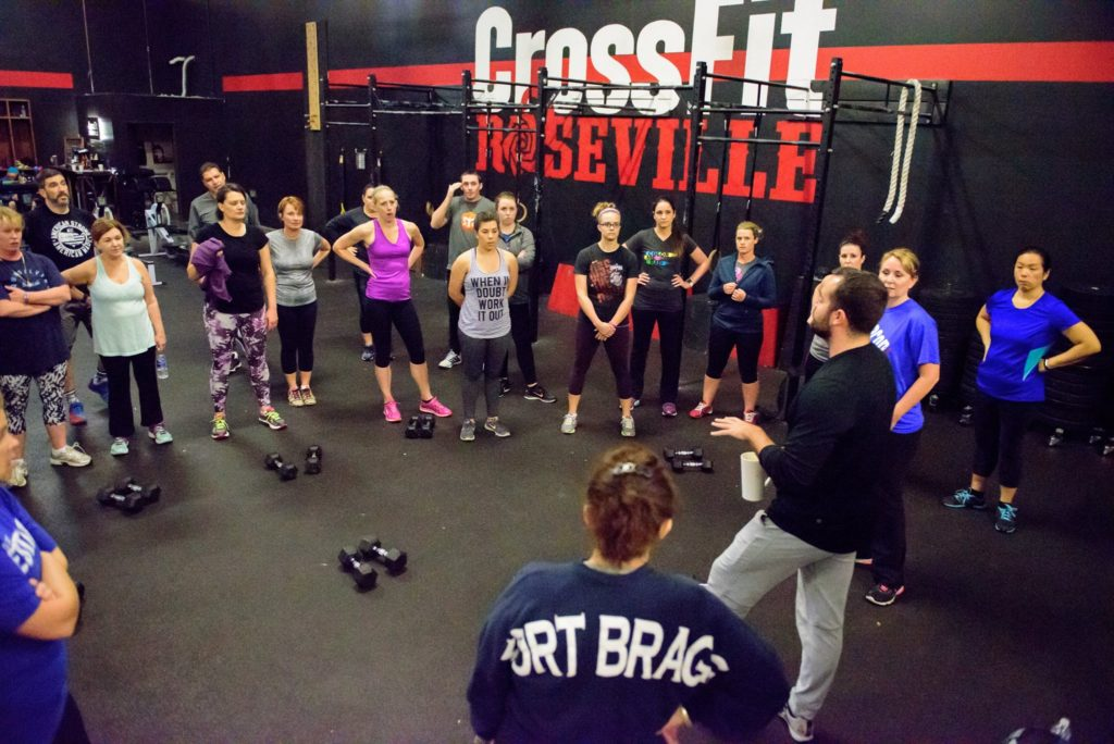 Roseville City School District Employees 6-Week Sweat Sessions Challenge
