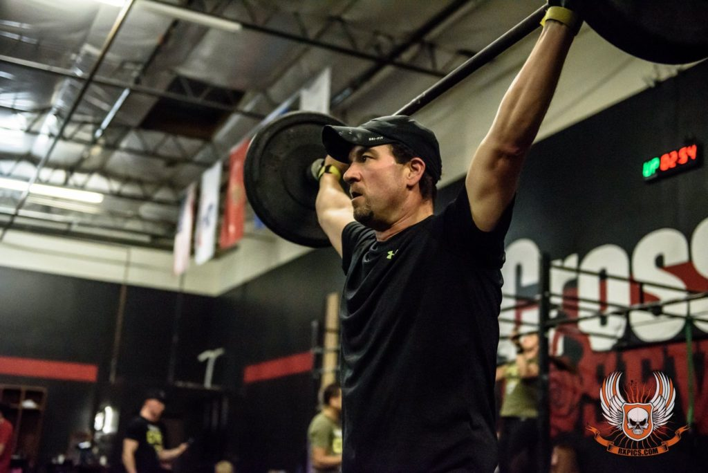 Mark Wills at CrossFit Roseville