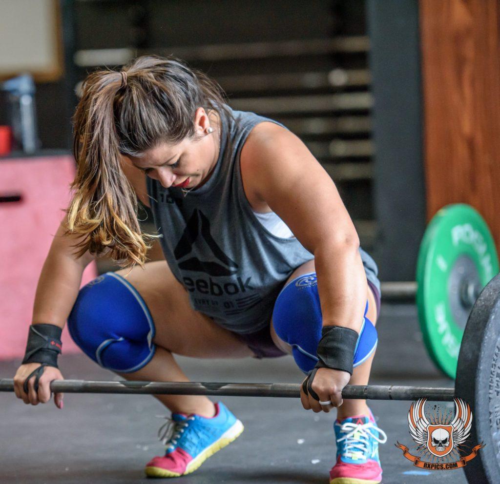 Nadia Natalia Recendez at CrossFit Roseville