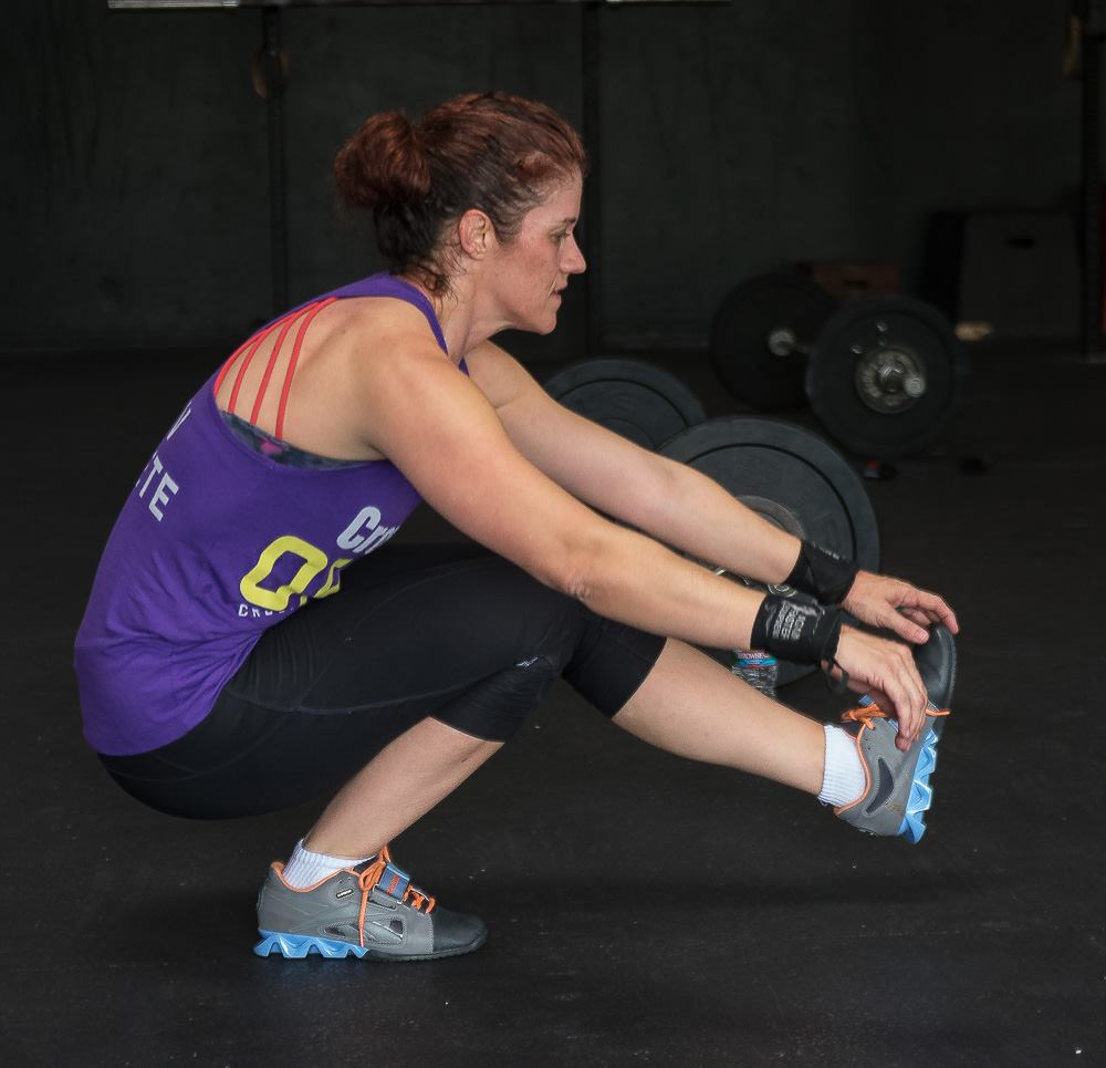 Brandy Rusica at CrossFit Roseville