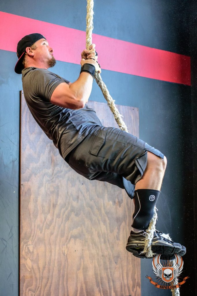 Donald Stipp at CrossFit Roseville