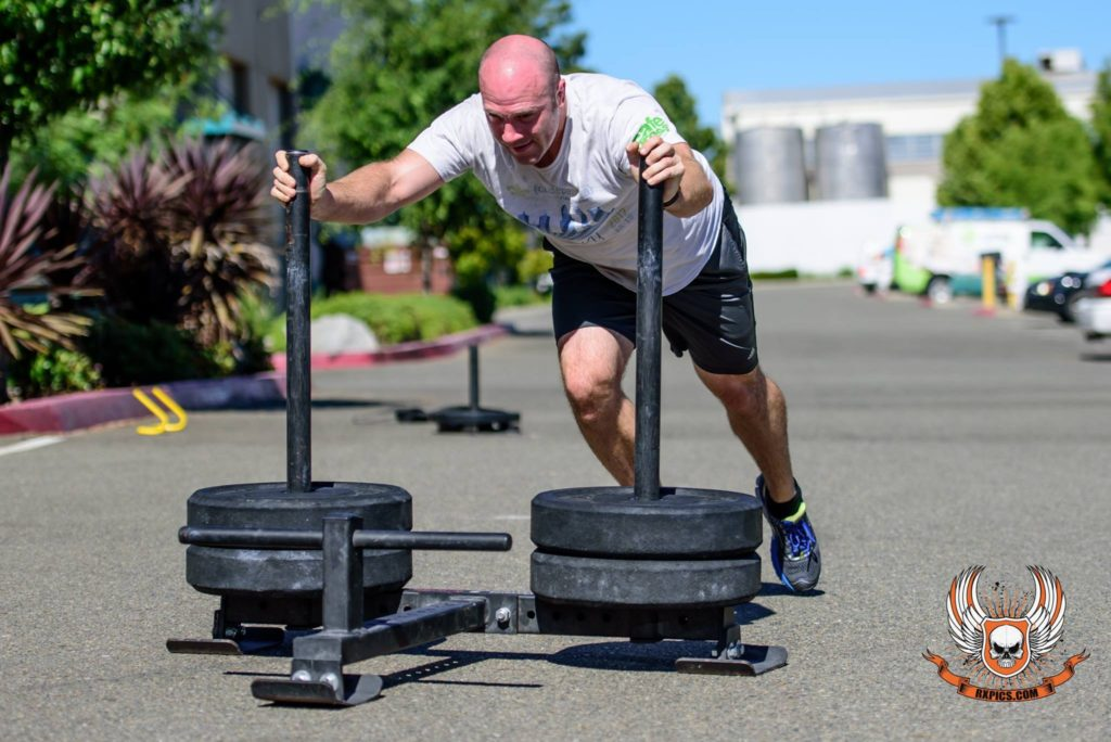 Mike McEachron at CrossFit Roseville