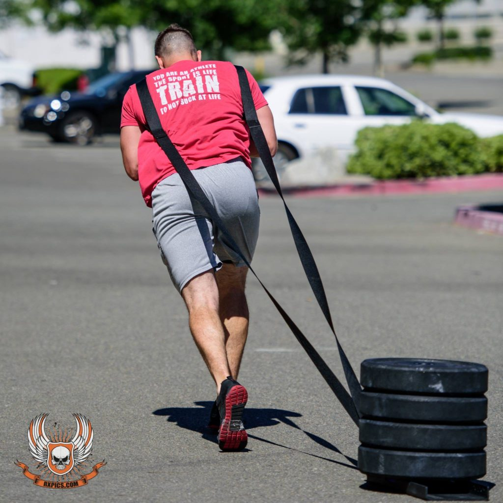 Chris Albano at CrossFit Roseville