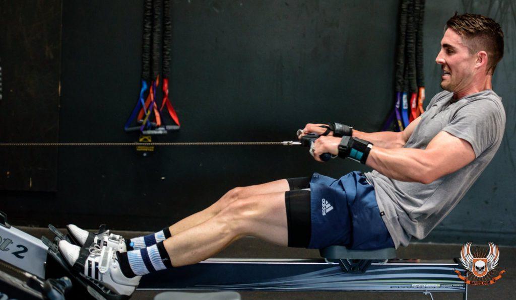 Spencer Lukeheart at CrossFit Roseville
