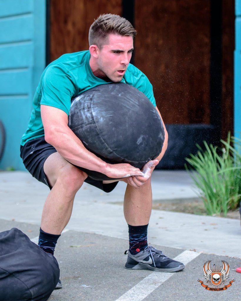 Spencer Lukehart at CrossFit Roseville