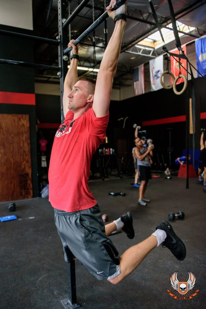 Jeremy Bunting at CrossFit Roseville