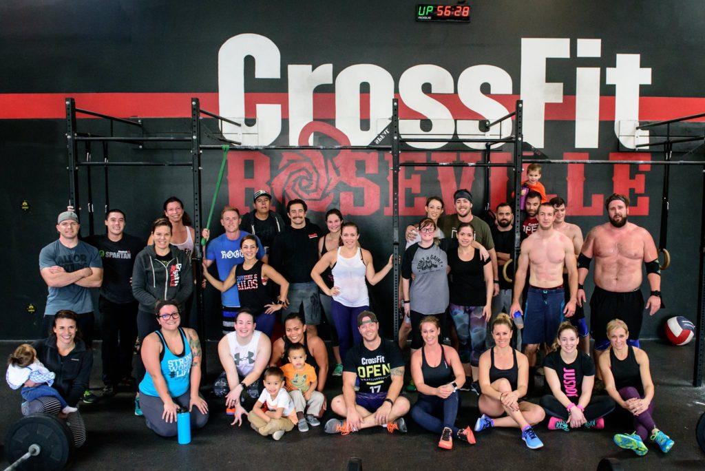 Thanksgiving Workout 2017 at CrossFit Roseville