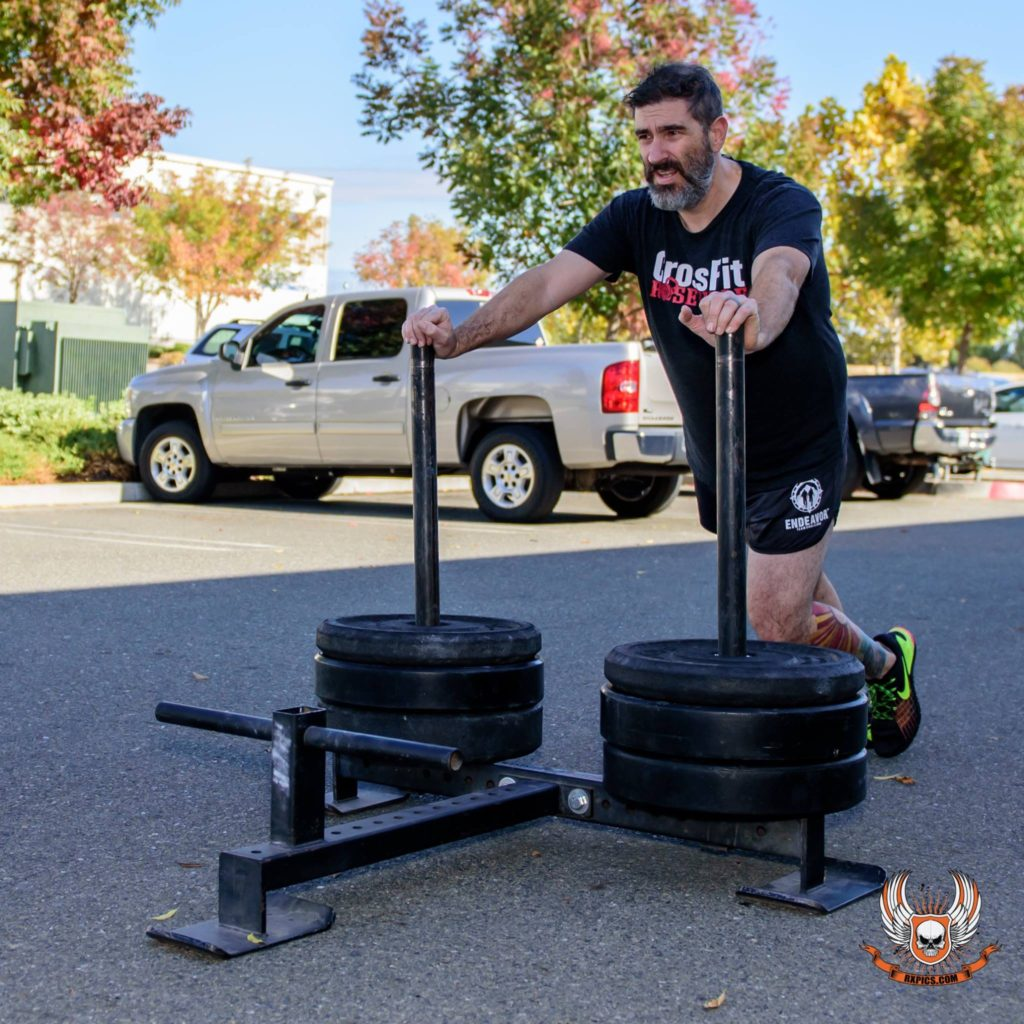Joey Washburn at CrossFit Roseville