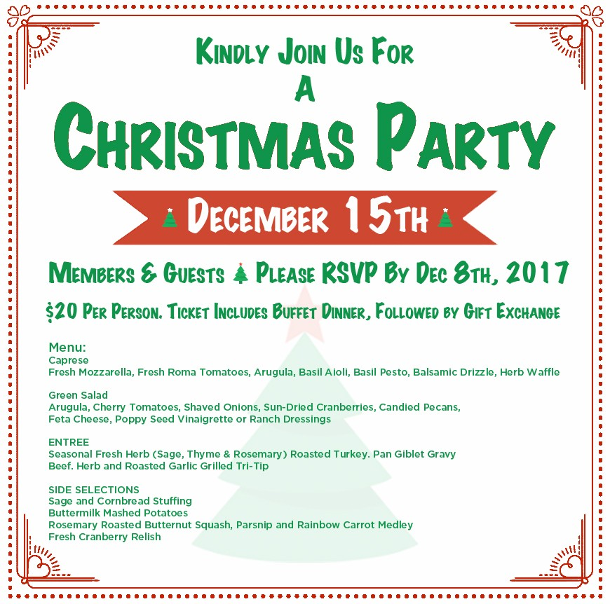2017 CrossFit Roseville Christmas Party