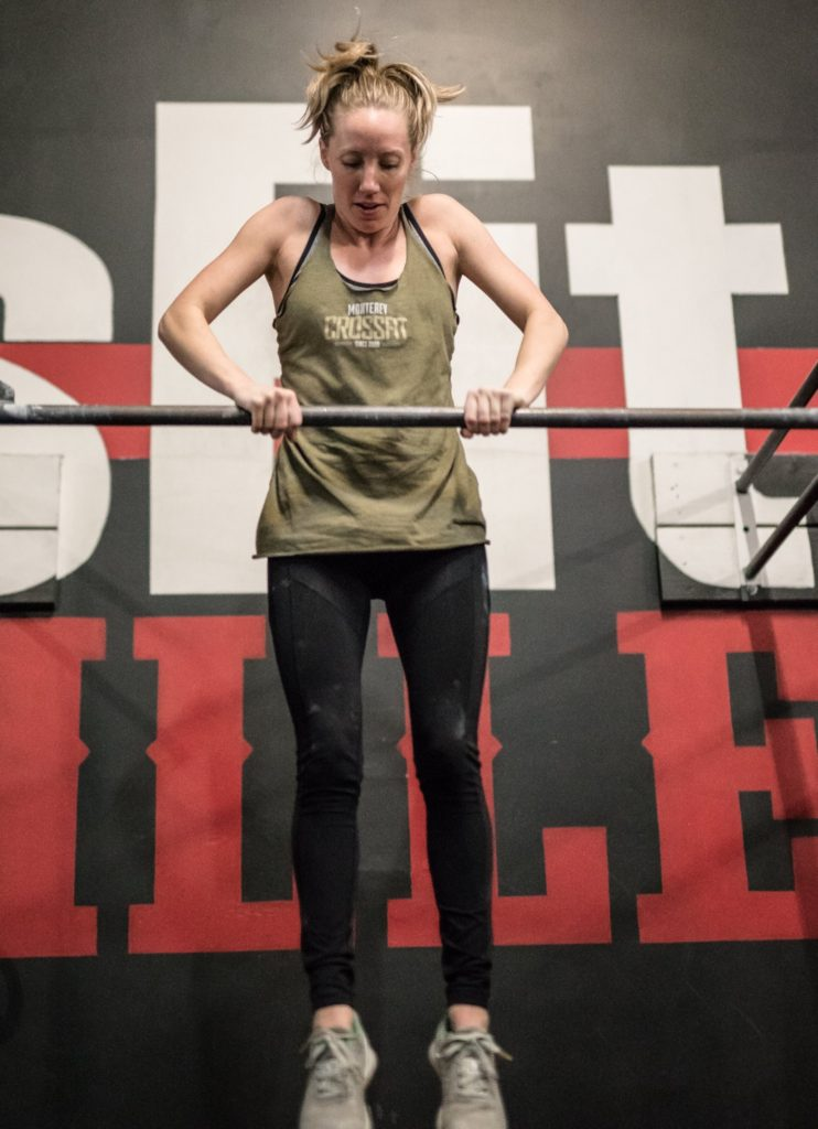 Chelsea Tadena at CrossFit Roseville