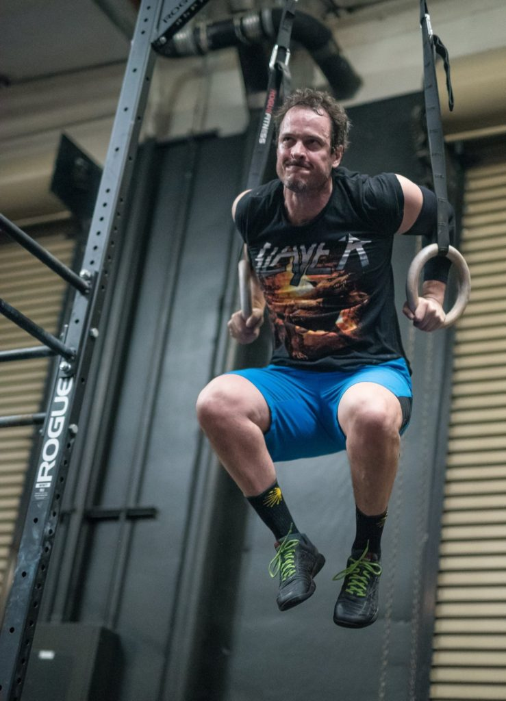 Will Wilson at CrossFit Roseville
