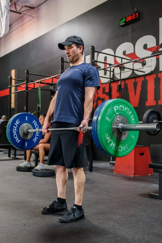 Mark Wills at CrossFit Roseville