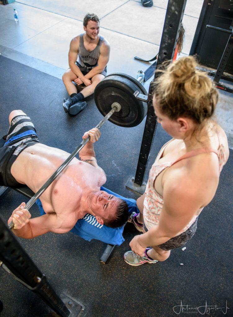 Alana & Kelton at CrossFit Roseville