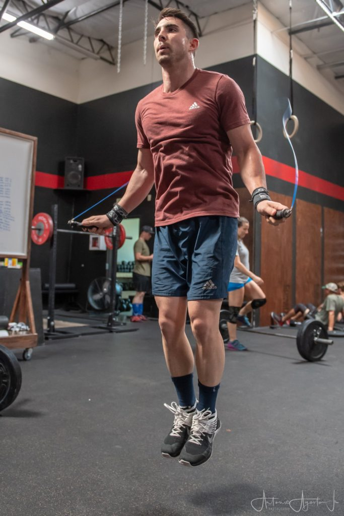Spencer Lukeheart at CrossFit Roseville
