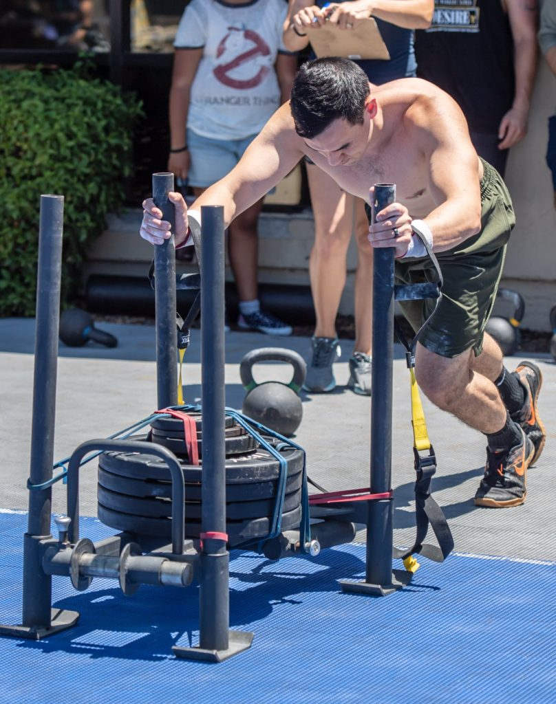 Scott Juhl at CrossFit Roseville