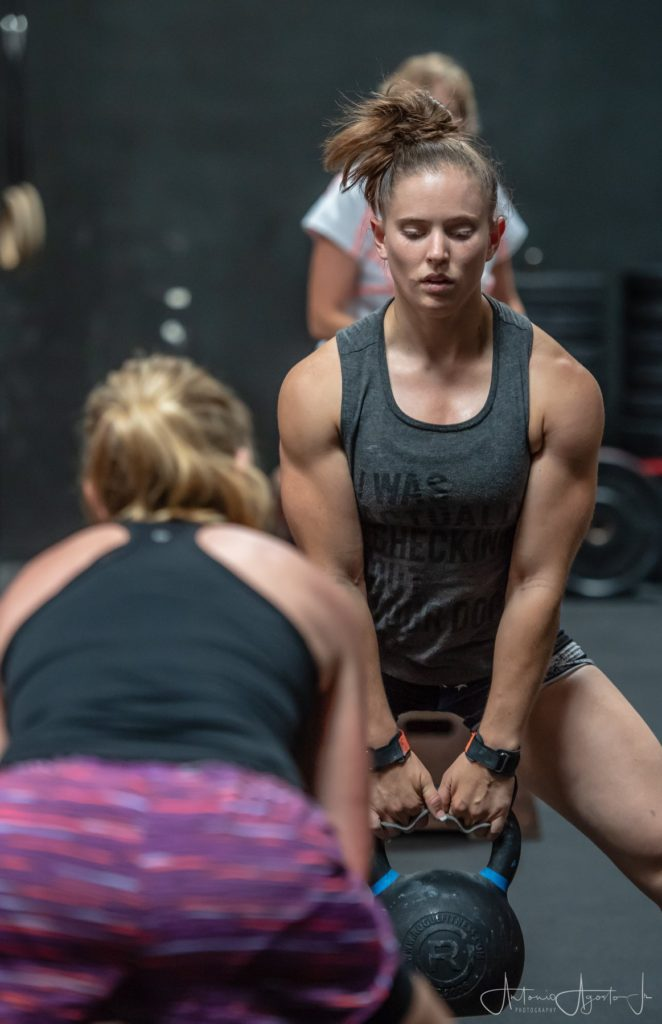 Alexis Grove at CrossFit Roseville