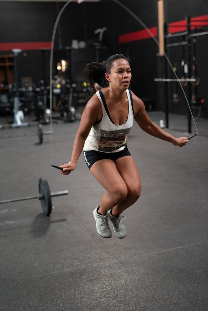 Jhaona Delacruz at CrossFit Roseville