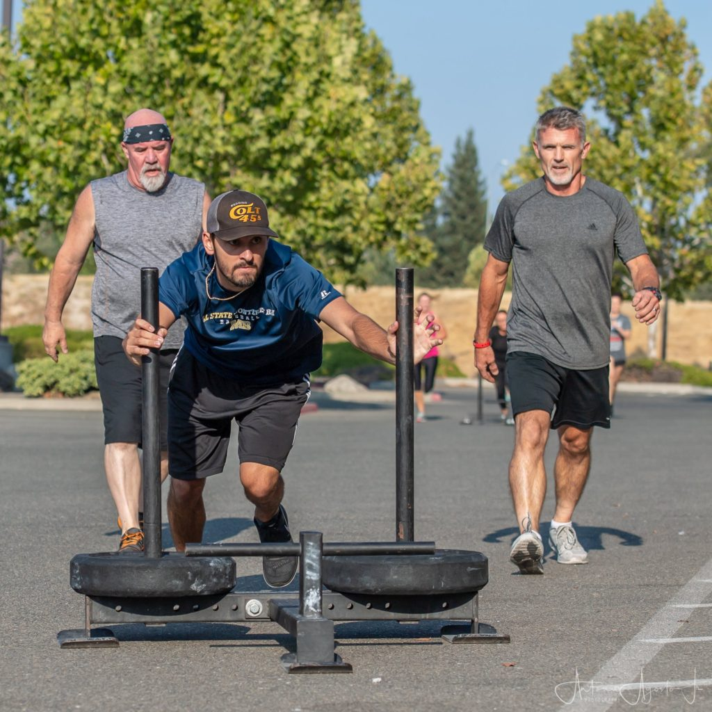 Devin Orr at CrossFit Roseville