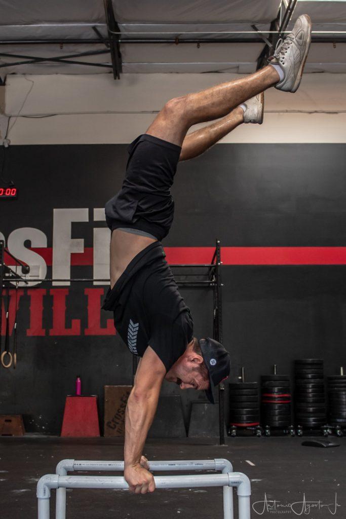 Devon Gardner at CrossFit Roseville