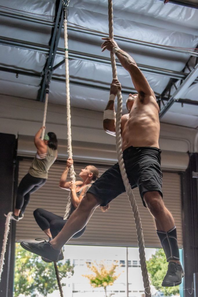 Aaron Armstrong at CrossFit Rosseville