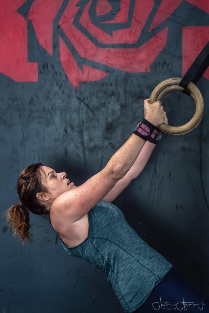 Mollie Ronco at CrossFit Roseville