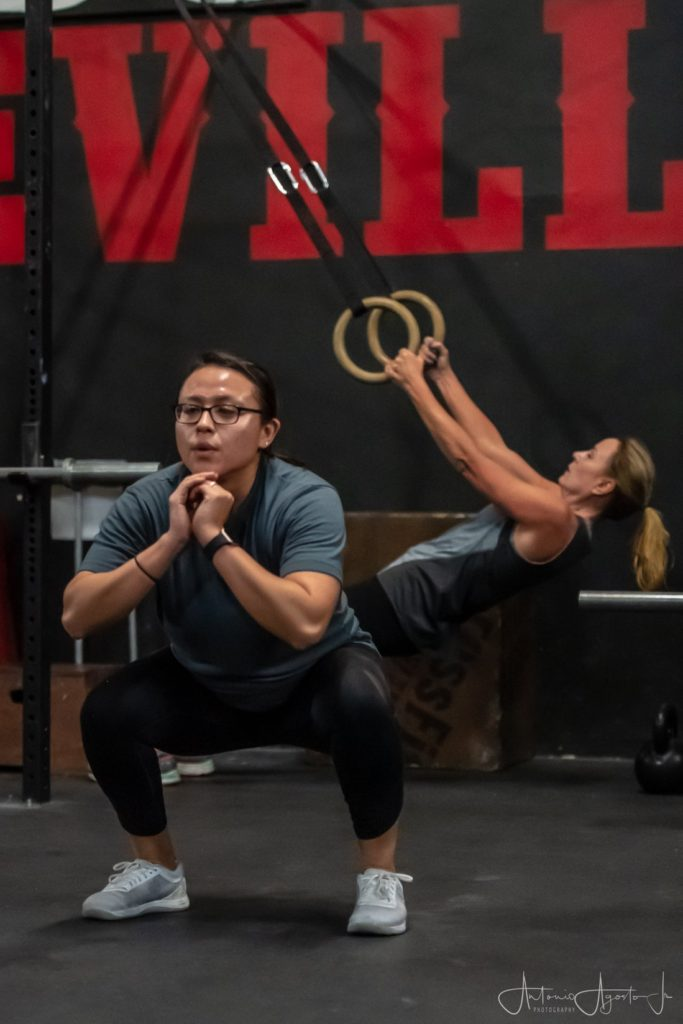 Sweat Sessions at CrossFit Roseville November 2018