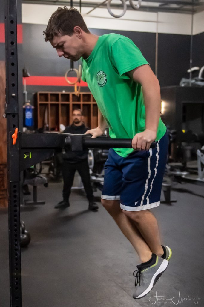 Eric McPherson at CrossFit Roseville