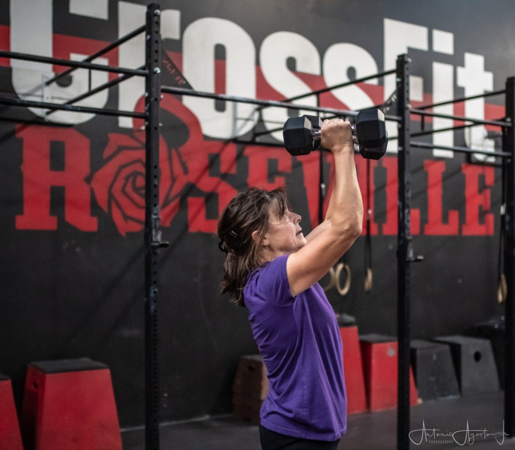 Sweat Sessions Group Fitness Class at CrossFit Roseville