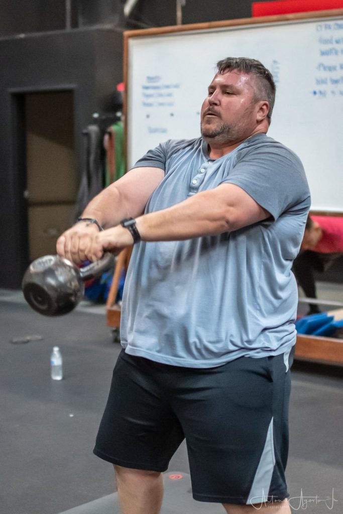 Dragos at CrossFit Roseville