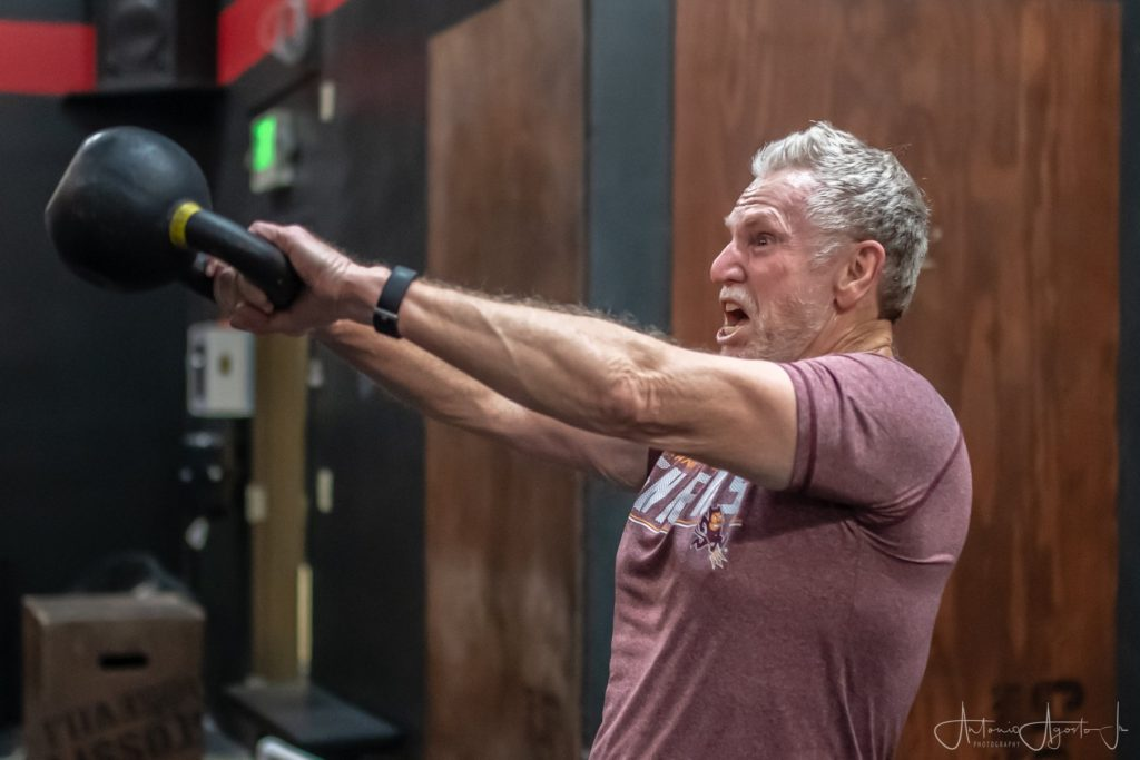 Sweat Sessions at CrossFit Roseville 2019