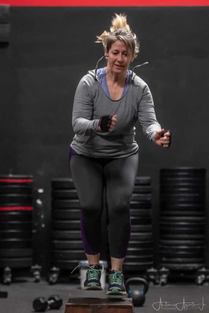CrossFit Group Class Roseville