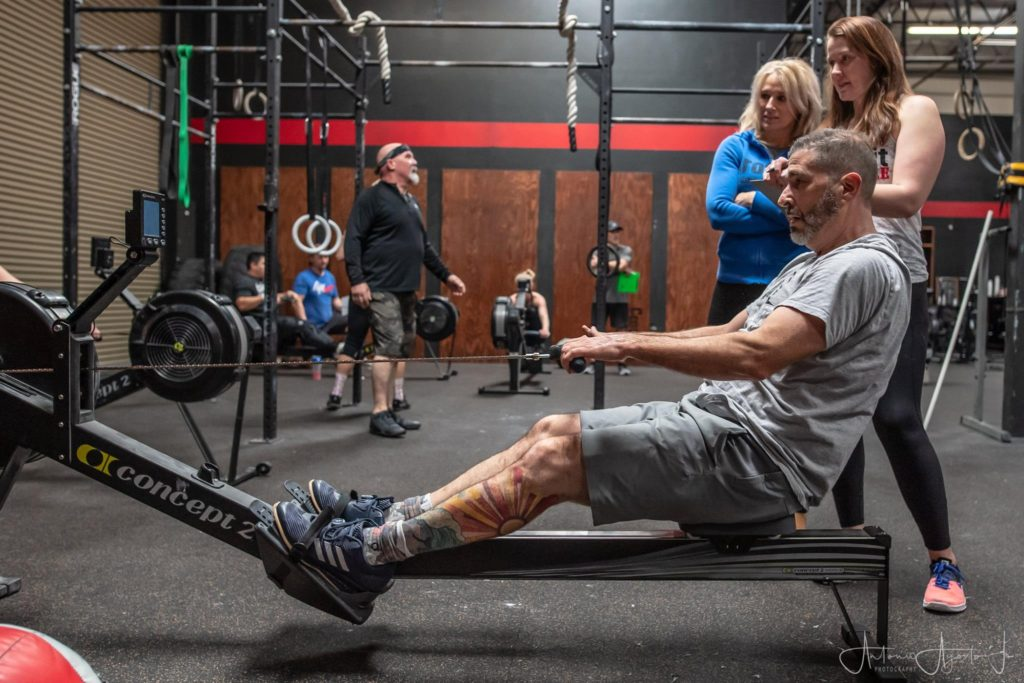 CrossFit For Life at CrossFit Roseville