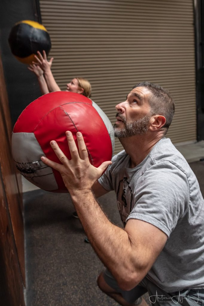 Group Fitness Classes at CrossFit Roseville