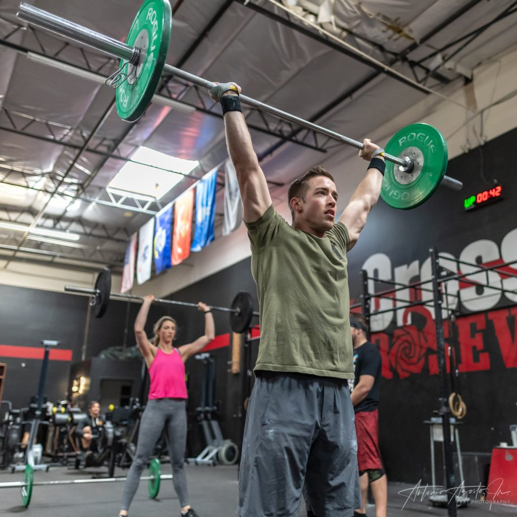 CrossFit Roseville Group Fitness Class