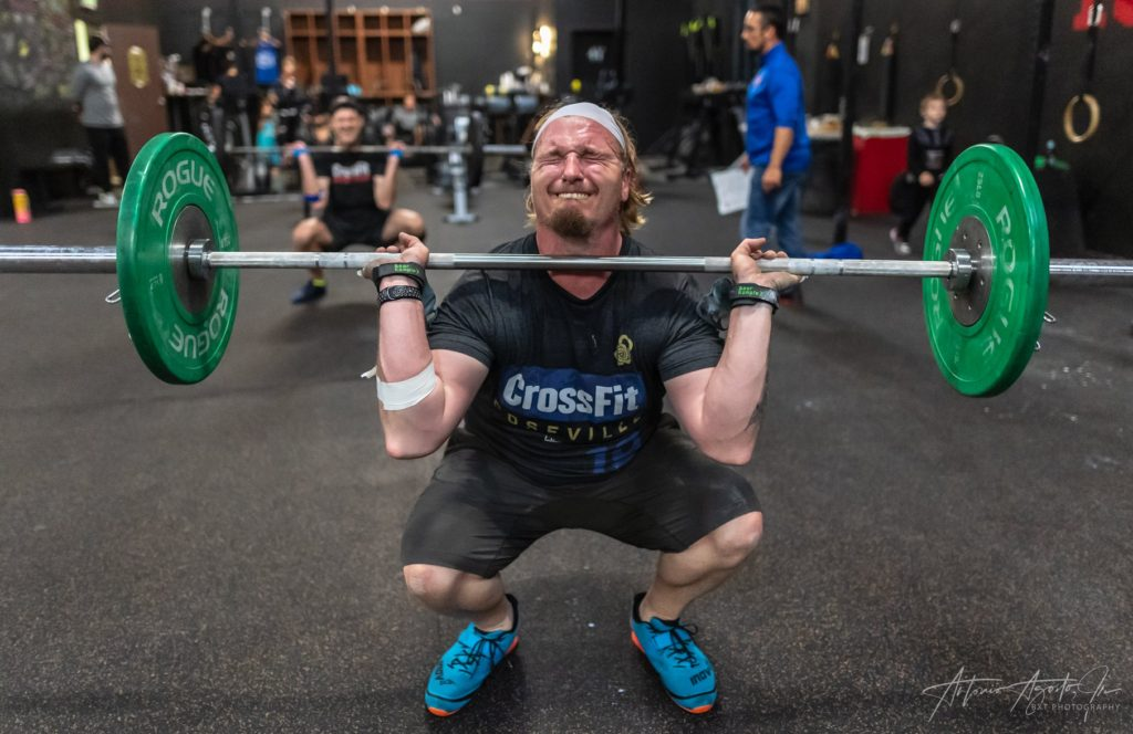 CrossFit Roseville Barbell Class Saturday 8am