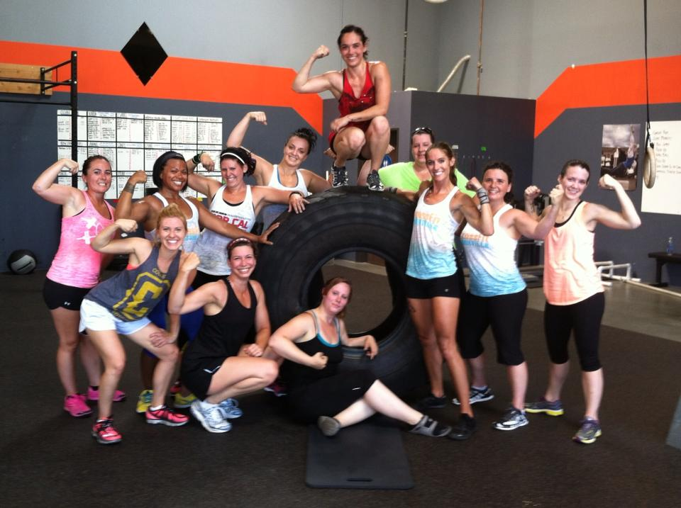 Roseville Sweat Sessions Get Fit CrossFit