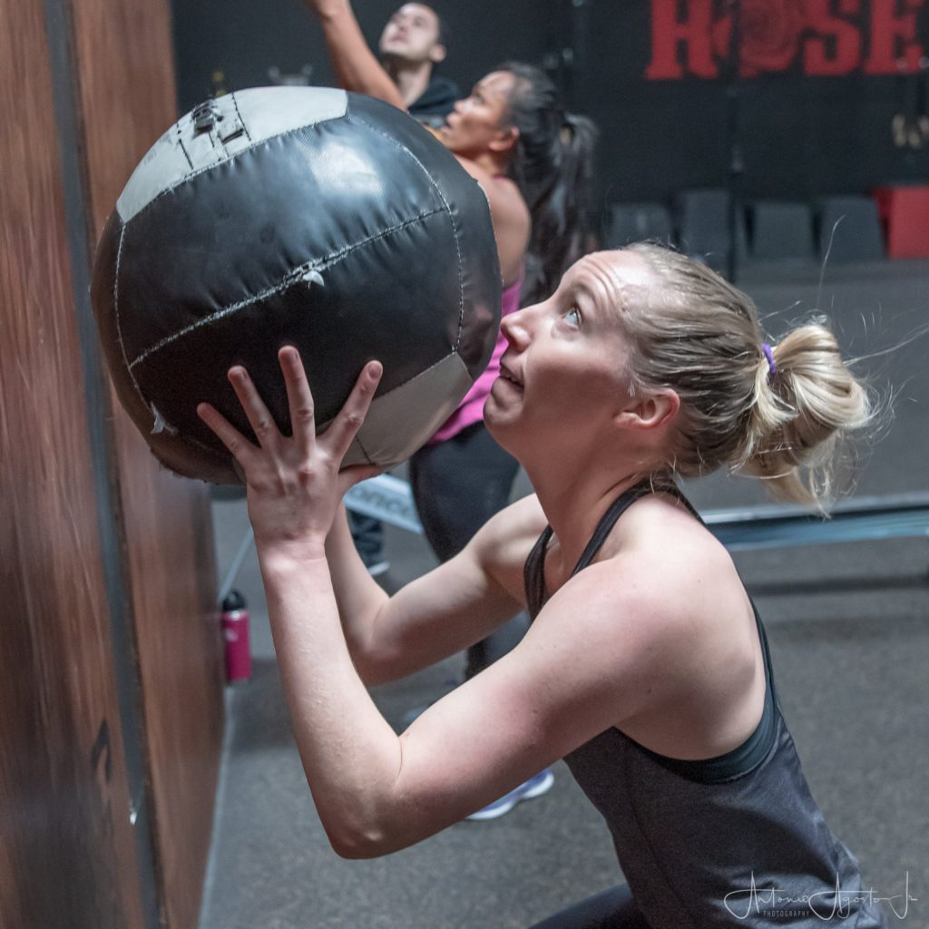 Group CrossFit Fitness Roseville Weight Loss