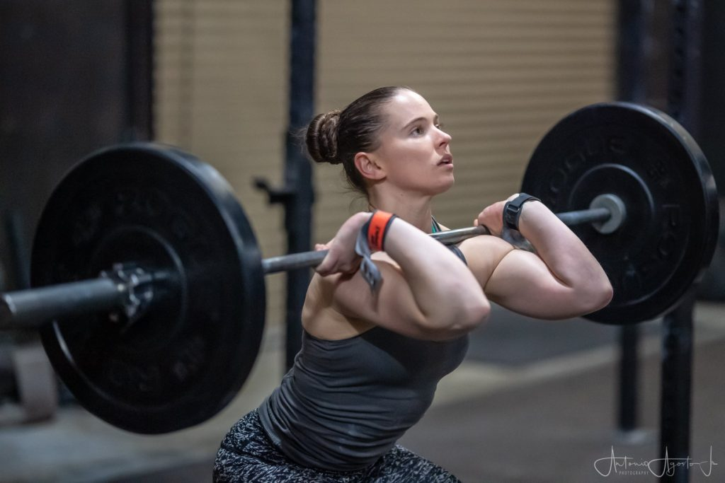 Get fit at CrossFit Roseville