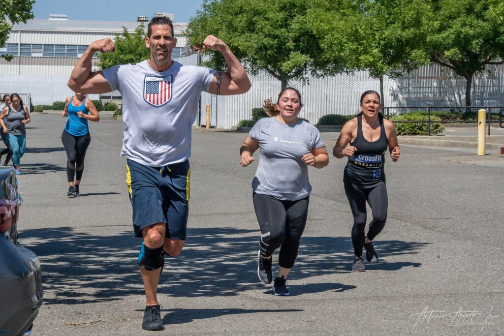CrossFit Fun Group Fitness Roseville CA