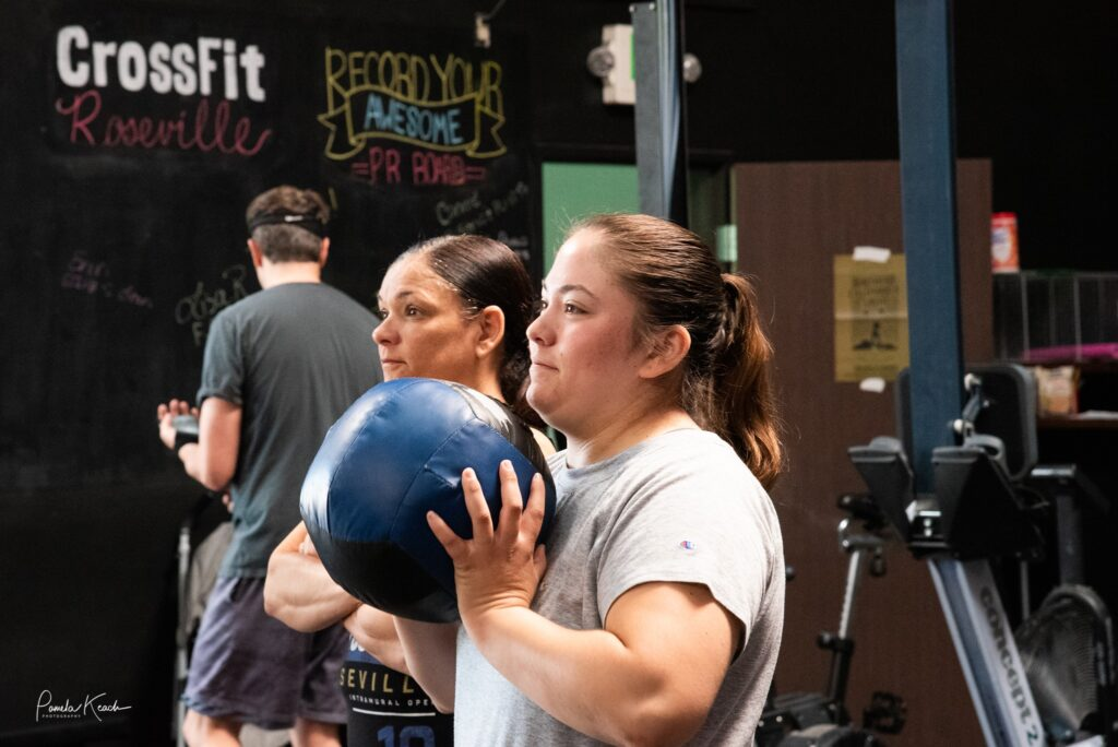CrossFit Roseville Get Fit Lose Weight Have Fun