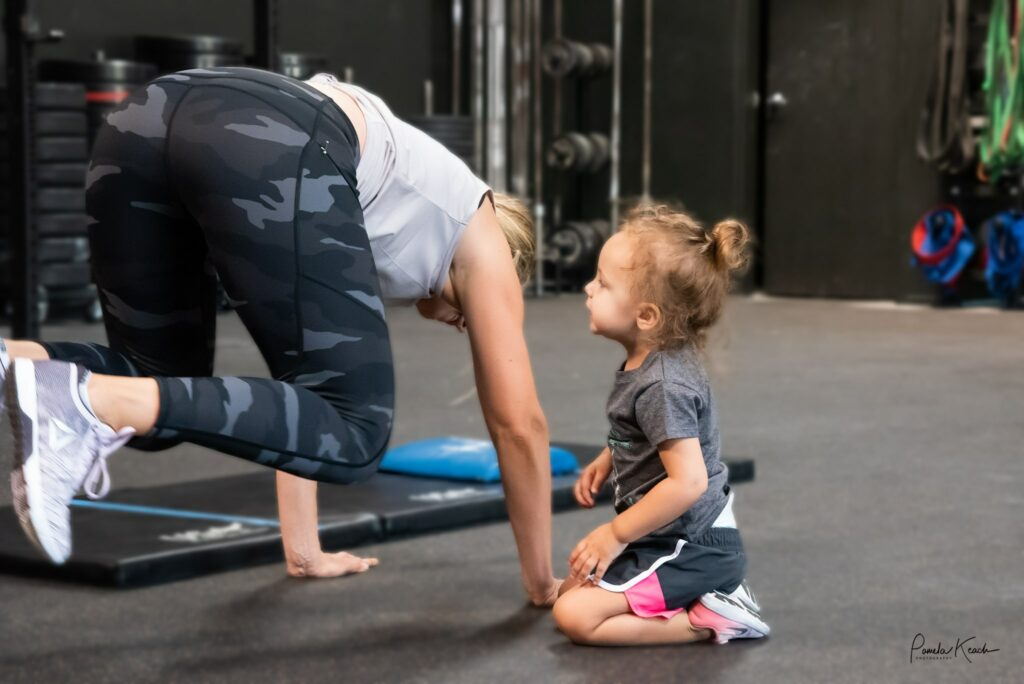 CrossFit Roseville Family Fitness Facility