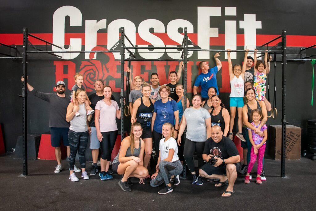 CrossFit Roseville Hard Work Pays Off